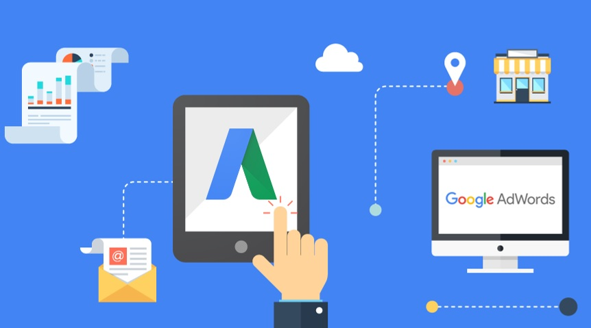 fonctionnalités google ads